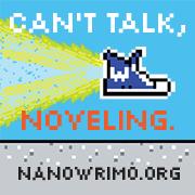 NaNoNoveling