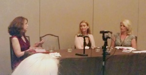 Romantic Suspense Panel Pic 1, KN14 ED